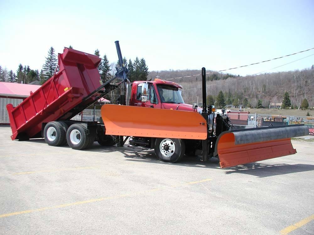 Reversible Plow 3