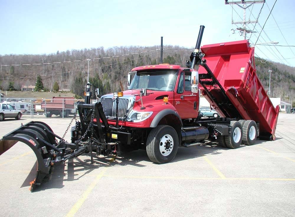 Reversible Plow 1