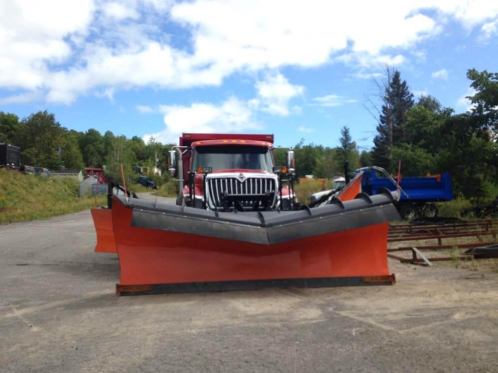 Reversible Plow 6