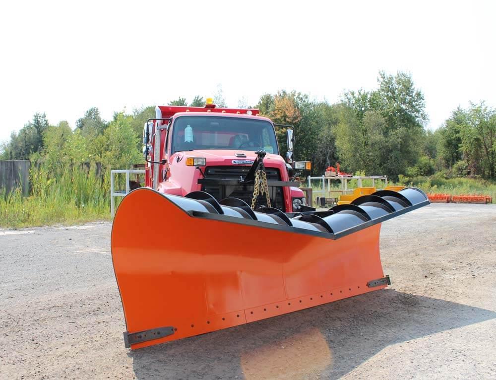 Reversible Plow 12