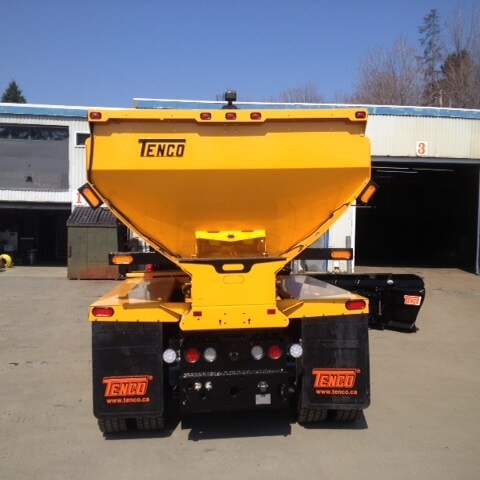 Frame Mount Spreader 5