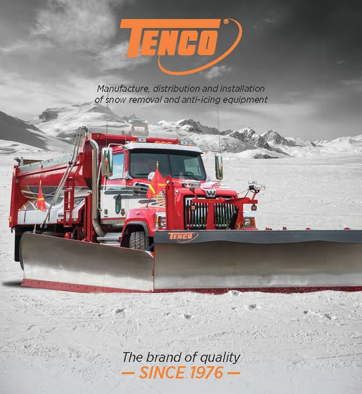 Tenco main product brochure 2019 Eng.