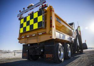 Mack Granite 2021 plow spreader - Alberta light package