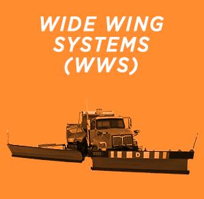 Wide Wing System Sub-menu