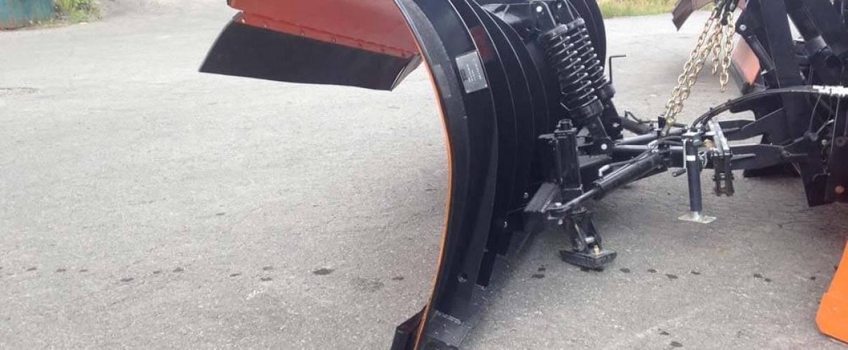 Reversible Plow 8